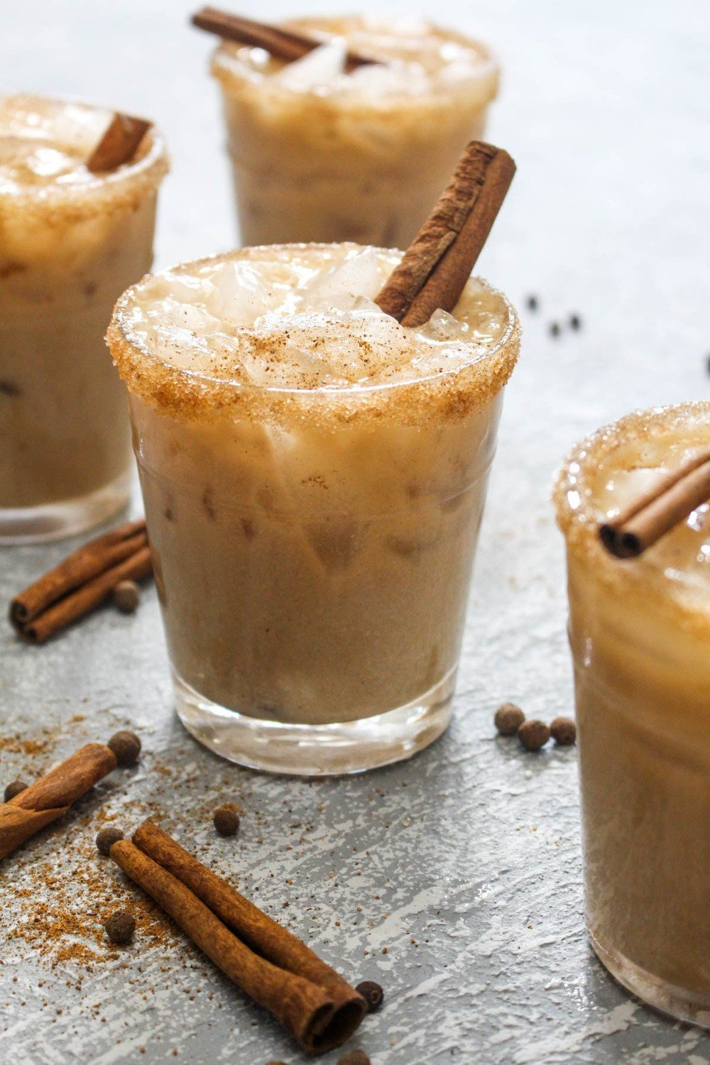 Almond Spiced White Russian Recipe | HeyFood — heyfoodapp.com