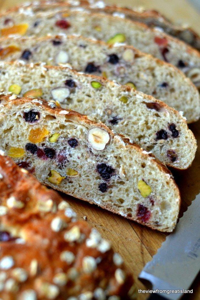 Muesli Toasting Bread Recipe | HeyFood — heyfoodapp.com