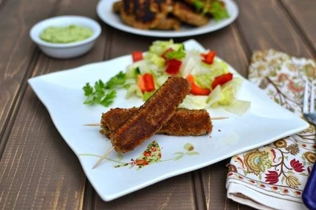 Chana Dal Kebabs (Vegetarian Kebabs with Chickpeas) Recipe | HeyFood — heyfoodapp.com