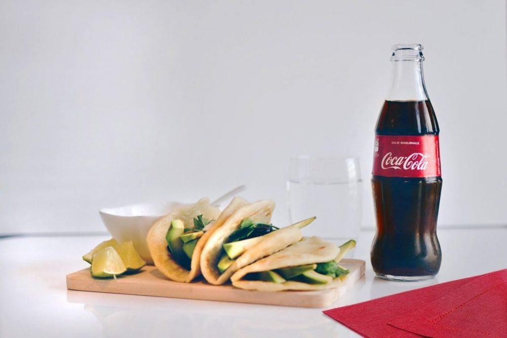 Vegetarian tacos Recipe | HeyFood — heyfoodapp.com