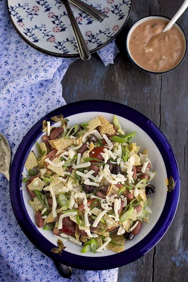 Taco Salad Recipe | HeyFood — heyfoodapp.com