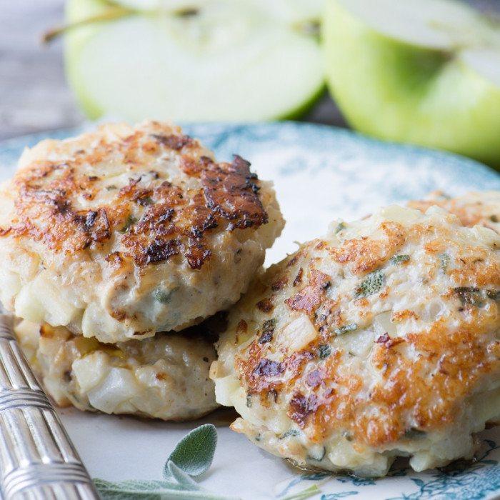 Homemade Chicken Apple Sausage Recipe | HeyFood — heyfoodapp.com