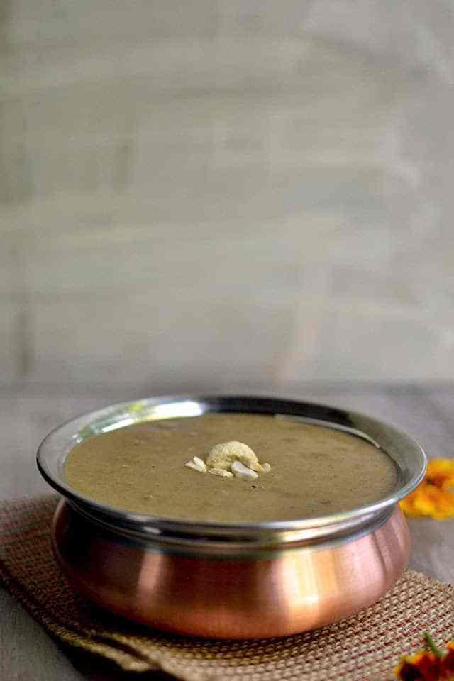 Rajgira-Red Poha Kheer Recipe | HeyFood — heyfoodapp.com