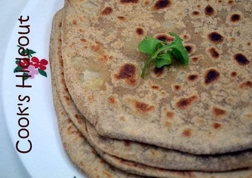 Aloo Paratha Recipe   HeyFood — heyfoodapp.com