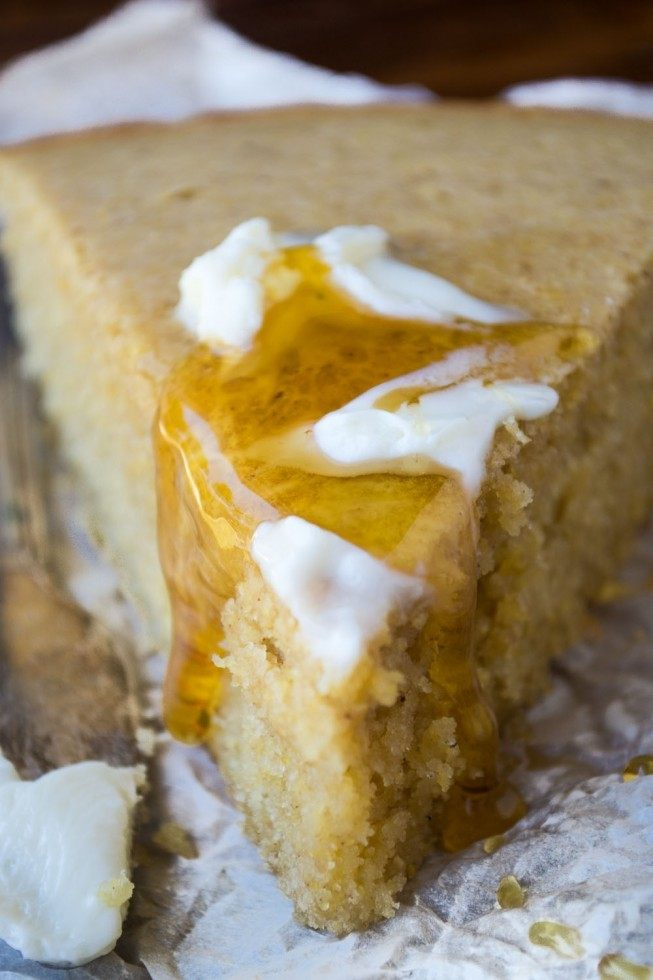 Fall Spiced Cornbread Recipe | HeyFood — heyfoodapp.com