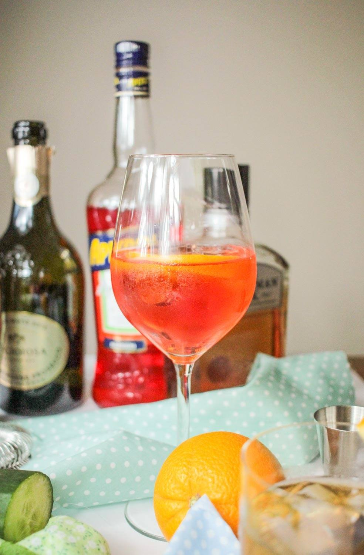 Italian Spritz Recipe | HeyFood — heyfoodapp.com