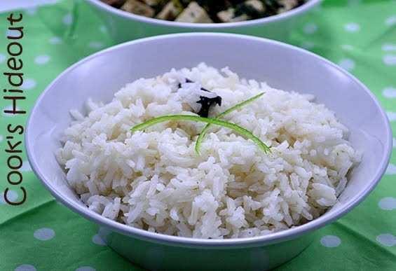 Caribbean Coconut Rice Recipe | HeyFood — heyfoodapp.com