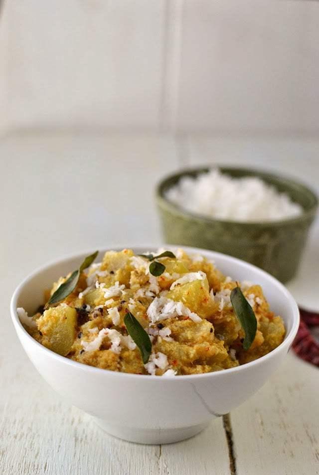Sorakaya Kobbari Karam kura Recipe | HeyFood — heyfoodapp.com