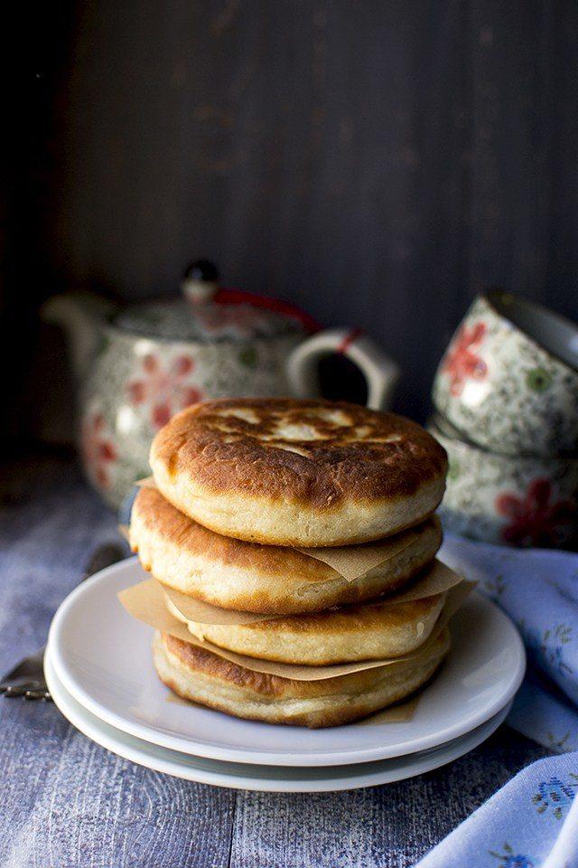 Hotteok (Stuffed Korean Pancakes) Recipe | HeyFood — heyfoodapp.com