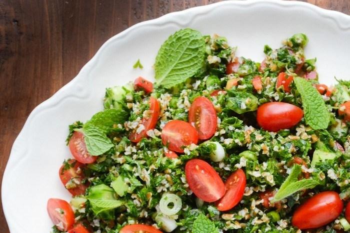 Tabouleh Recipe   HeyFood — heyfoodapp.com