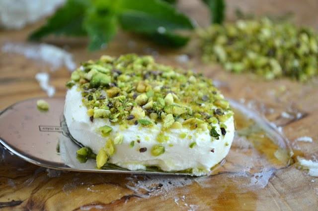 Baked Goat Cheese Recipe | HeyFood — heyfoodapp.com