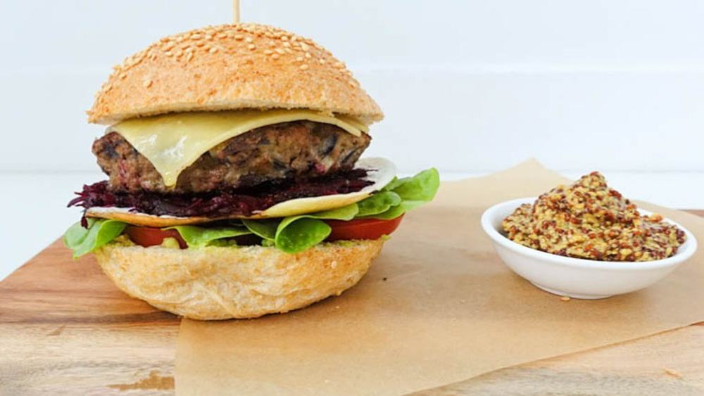 Quick & Easy Aussie Burgers Recipe | HeyFood — heyfoodapp.com