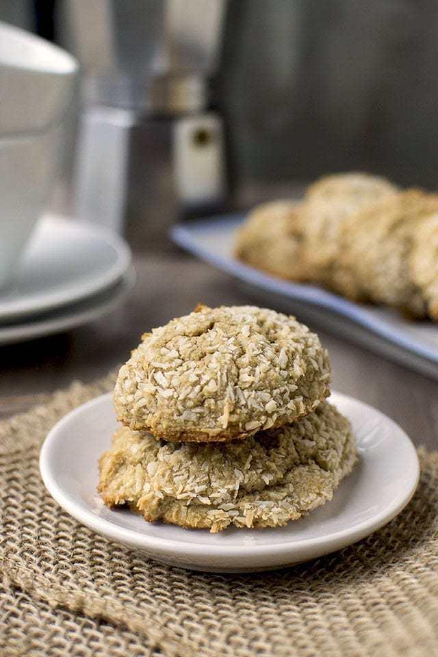 Coconut Cookies Recipe   HeyFood — heyfoodapp.com