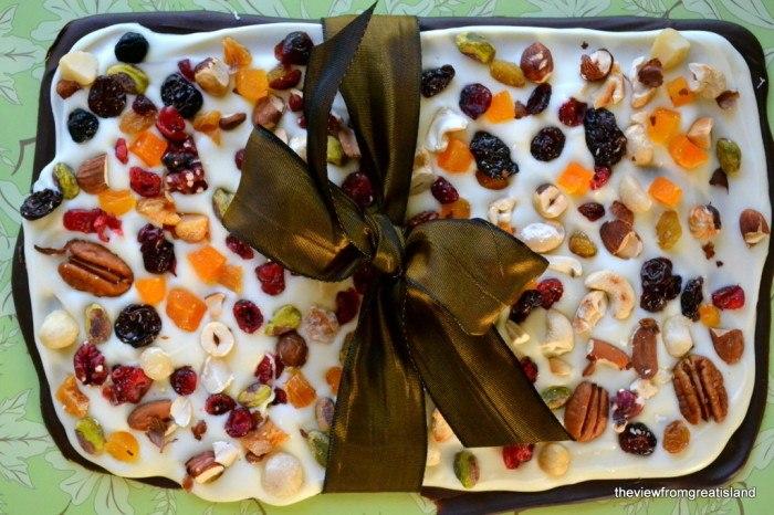 Better-Than-Fruitcake Bark Recipe | HeyFood — heyfoodapp.com