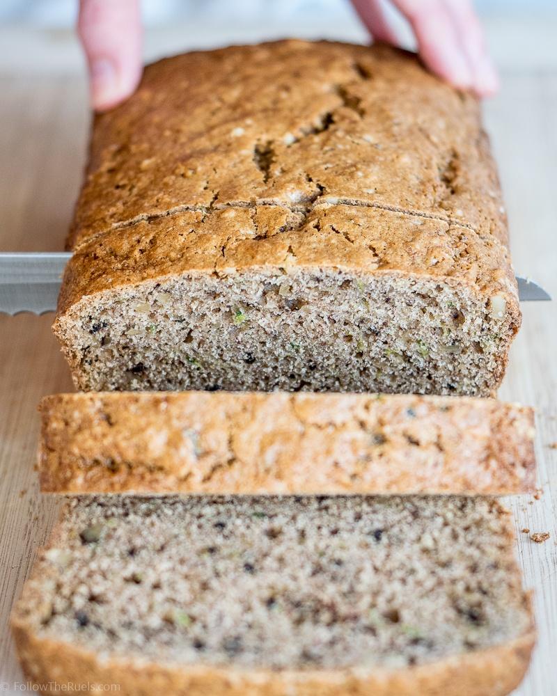 Zucchini Bread Recipe | HeyFood — heyfoodapp.com