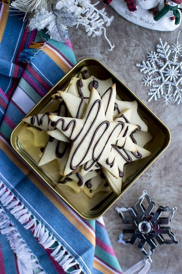 Eggless Cutout Cookies Recipe   HeyFood — heyfoodapp.com