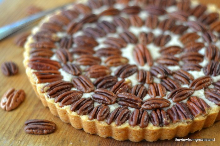 Pecan Pie Shortbread Recipe | HeyFood — heyfoodapp.com
