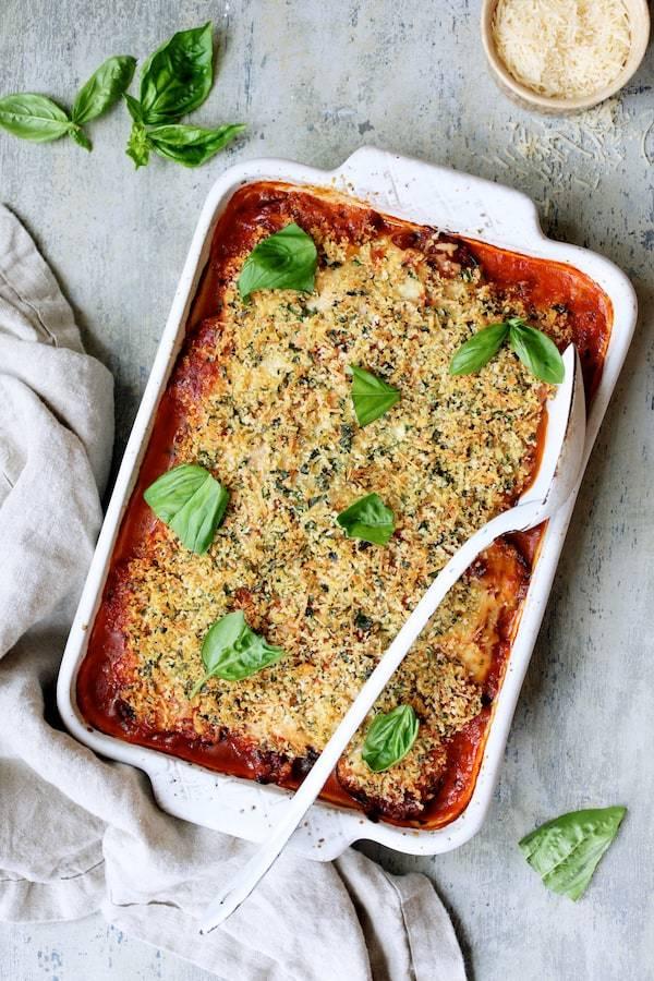 Italian Summer Vegetable Casserole Recipe | HeyFood — heyfoodapp.com