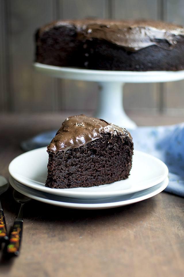 Vegan Chocolate Beet Cake Recipe | HeyFood — heyfoodapp.com