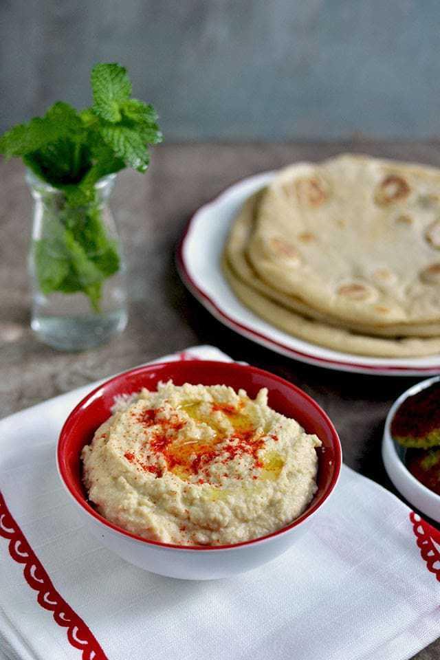 Classic Hummus Recipe | HeyFood — heyfoodapp.com