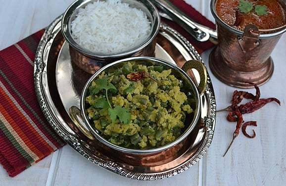 Beans Patoli (Beans Paruppu Usili) Recipe | HeyFood — heyfoodapp.com