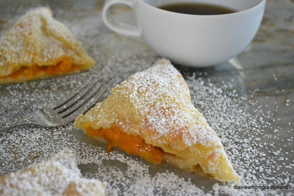Apricot Turnovers Recipe | HeyFood — heyfoodapp.com