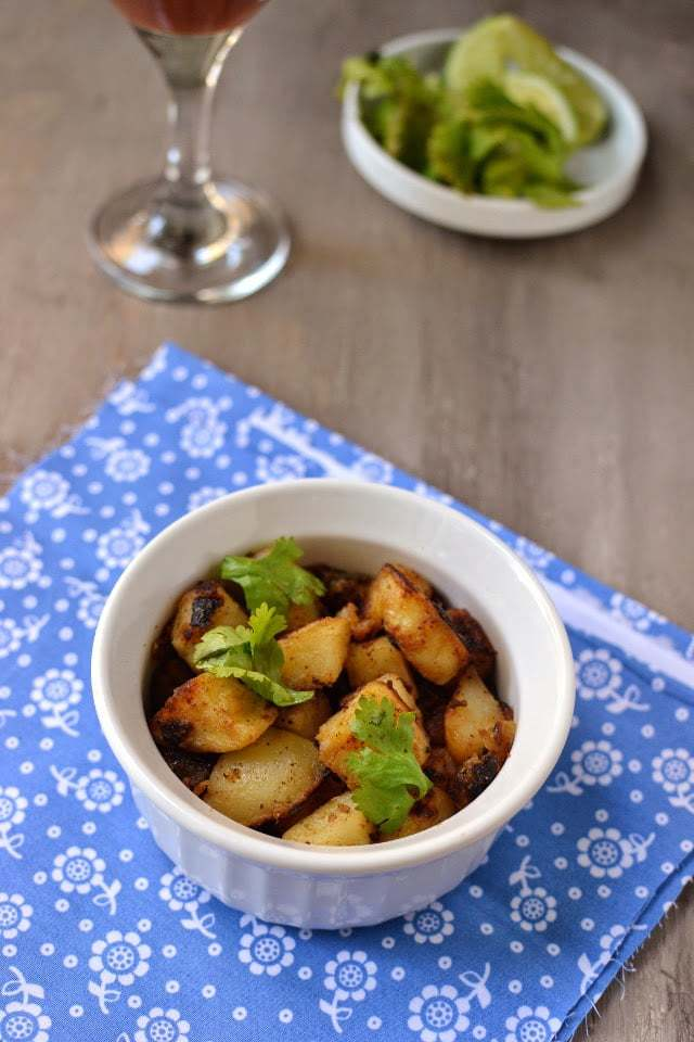 Spicy Mexican Home Fries Recipe | HeyFood — heyfoodapp.com