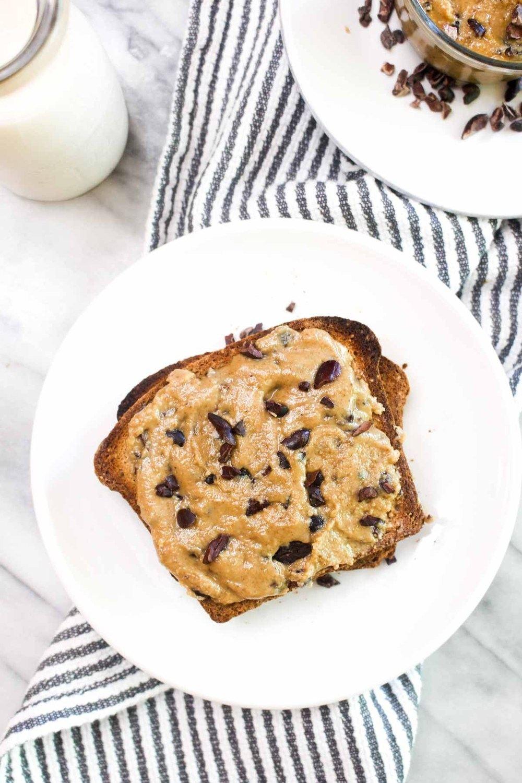 Healthy Cookie Butter Spread Recipe | HeyFood — heyfoodapp.com
