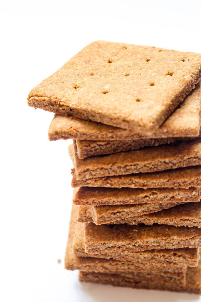 Gluten-free Vegan Graham Crackers Recipe | HeyFood — heyfoodapp.com