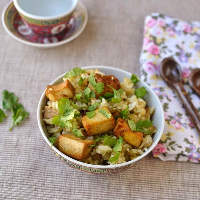 Jadoh (with Tofu) Recipe | HeyFood — heyfoodapp.com
