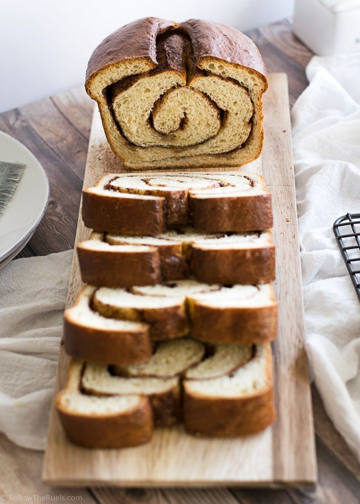 Cinnamon Roll Bread Recipe | HeyFood — heyfoodapp.com