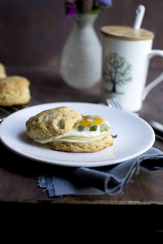 Buttery Sourdough Biscuits Recipe   HeyFood — heyfoodapp.com
