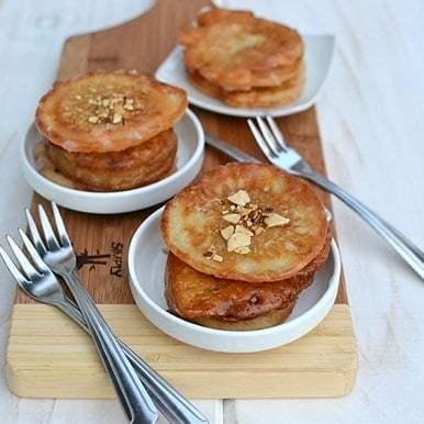 Bengali Malpua Recipe | HeyFood — heyfoodapp.com