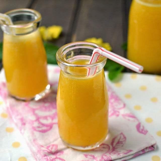 Apple-Orange Mocktail Recipe | HeyFood — heyfoodapp.com