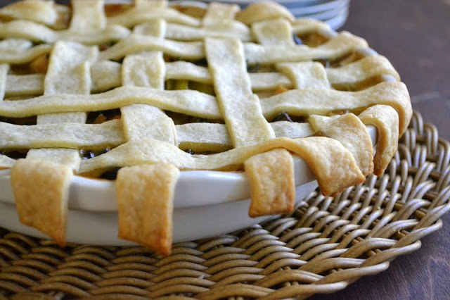 Chicken and Mushroom Pie Recipe | HeyFood — heyfoodapp.com