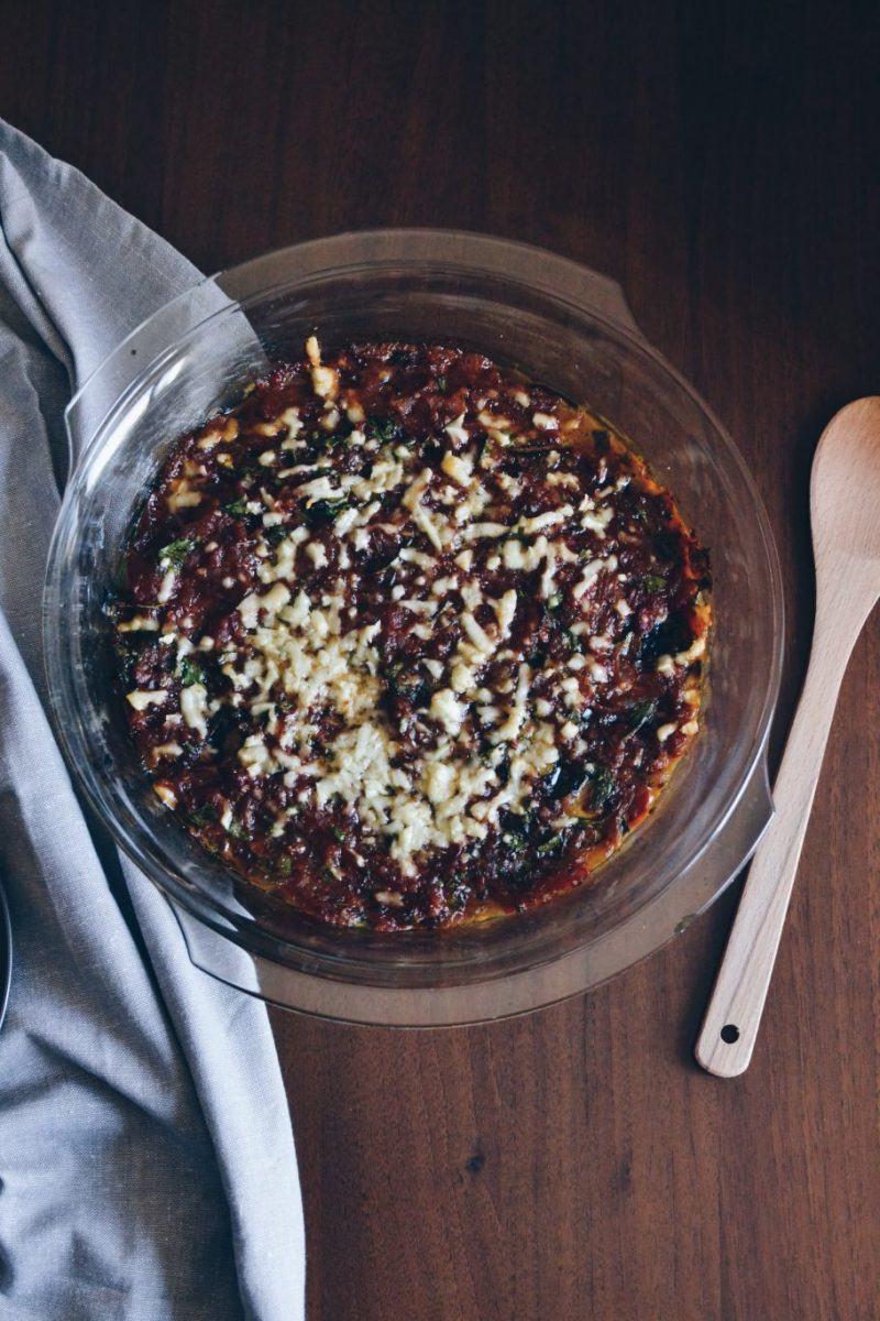 Eggplant parmesan Recipe | HeyFood — heyfoodapp.com