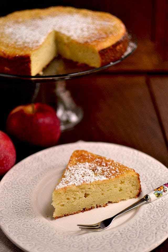 Apple Ricotta Cake Recipe | HeyFood — heyfoodapp.com
