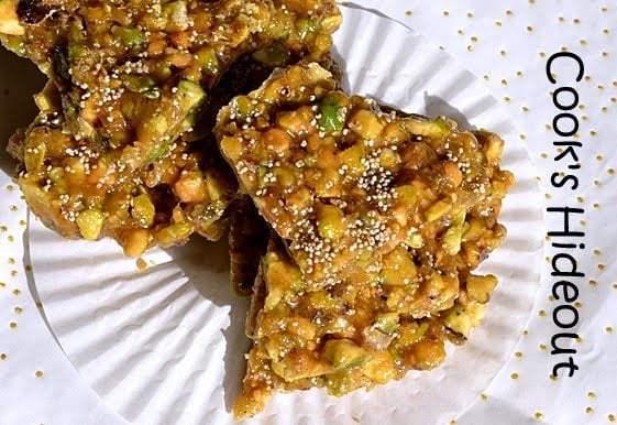 Pistachio Praline Recipe | HeyFood — heyfoodapp.com