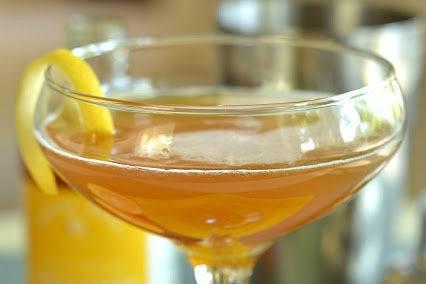 It's 5 O'Clock Somewhere Friday: The Midas Touch Cocktail Recipe | HeyFood — heyfoodapp.com
