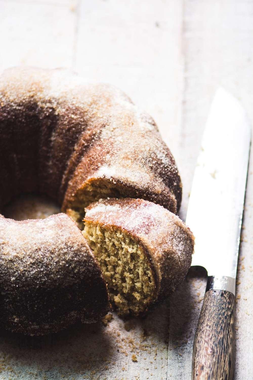 Apple Cider Doughnut Cake Recipe | HeyFood — heyfoodapp.com