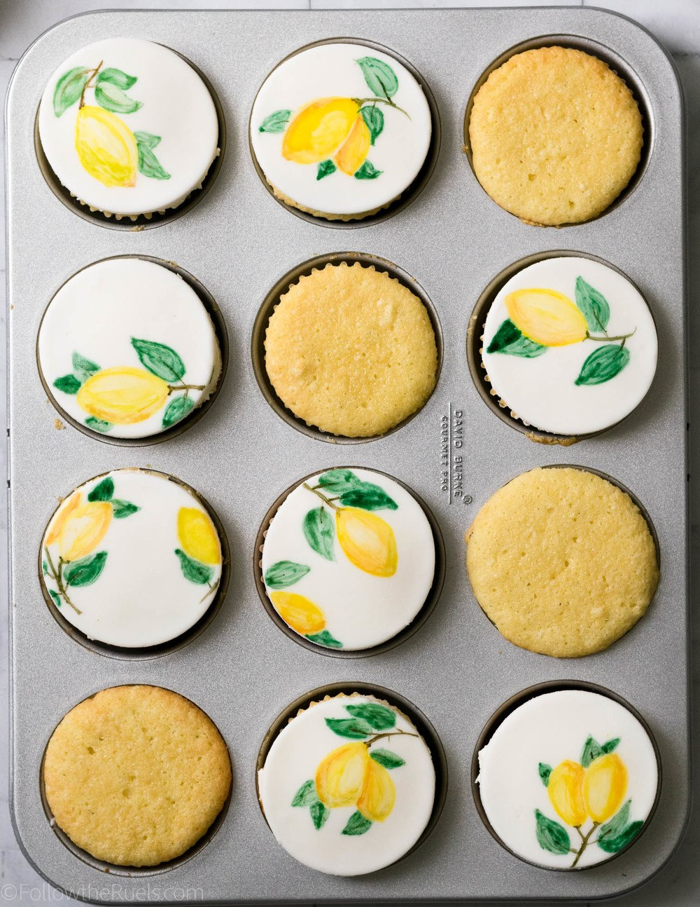Limoncello Cupcakes Recipe | HeyFood — heyfoodapp.com