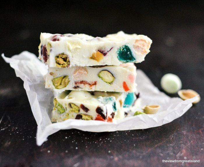 White Chocolate Rocky Road Recipe | HeyFood — heyfoodapp.com