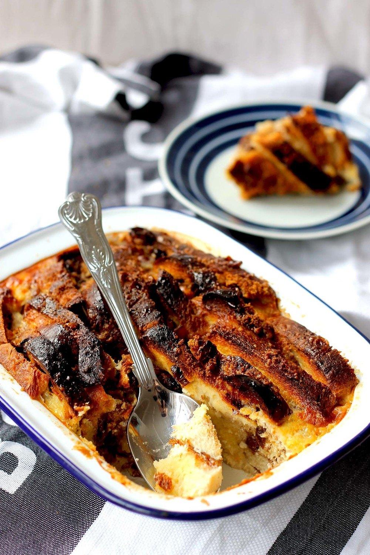 The best bread + butter pudding Recipe   HeyFood — heyfoodapp.com