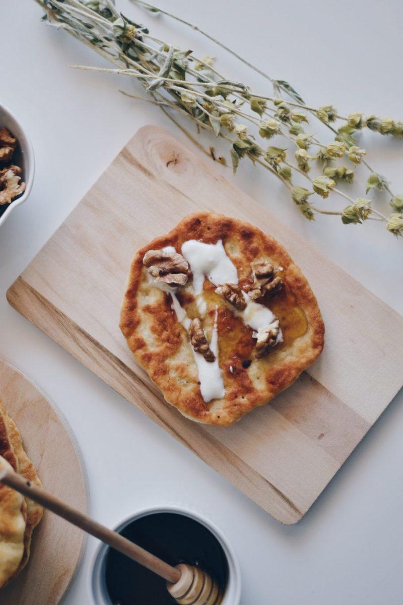 Homemade pita bread Recipe | HeyFood — heyfoodapp.com