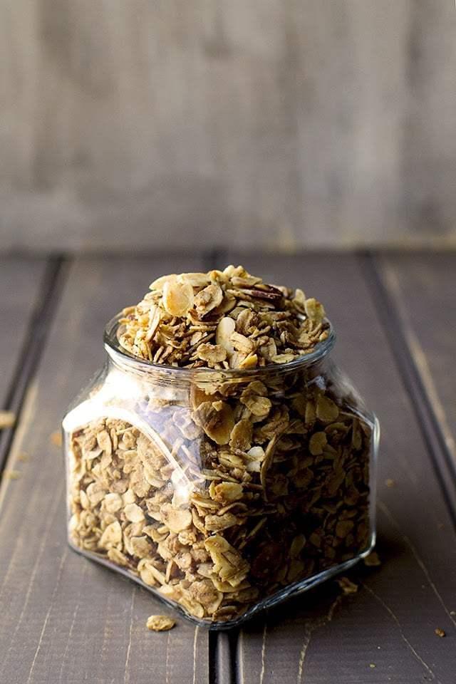 Granola Recipe   HeyFood — heyfoodapp.com