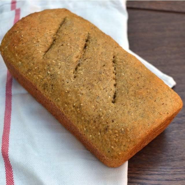 Hummus Bread Recipe   HeyFood — heyfoodapp.com