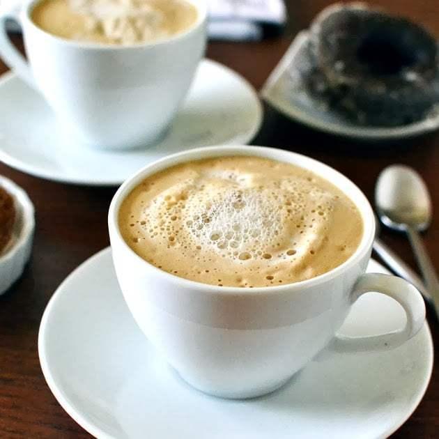 Indian Style Cappuccino Recipe | HeyFood — heyfoodapp.com