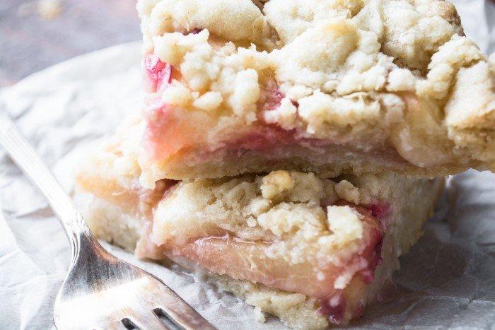 White Peach Bars Recipe | HeyFood — heyfoodapp.com