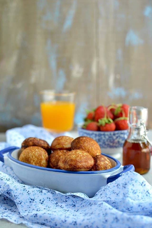 Mofo gasy or Madagascar Yeasted Pancakes Recipe   HeyFood — heyfoodapp.com