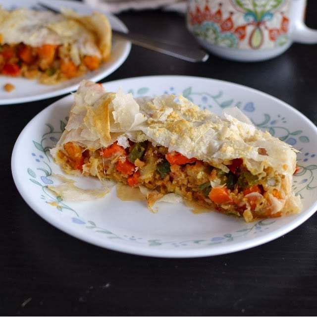 Austrian Vegetable Strudel Recipe | HeyFood — heyfoodapp.com